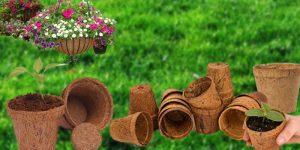 Coir Planters - Wholesale Nursery India