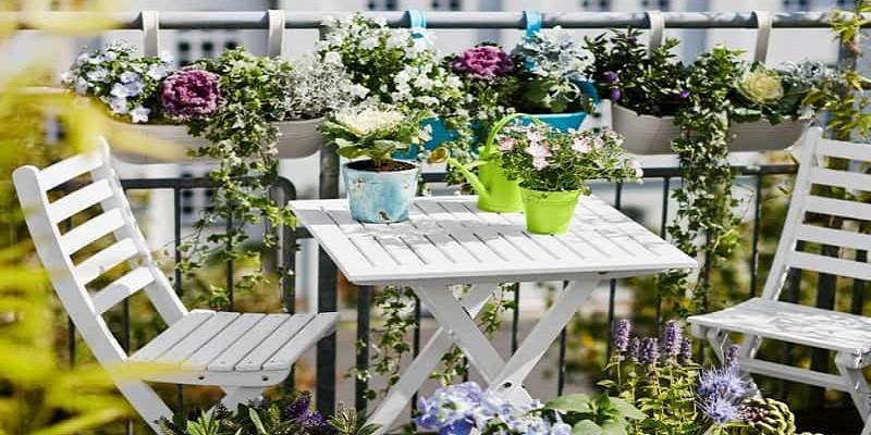 Balcony Garden Service