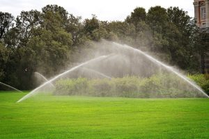 Corporate Landscape Irrigation