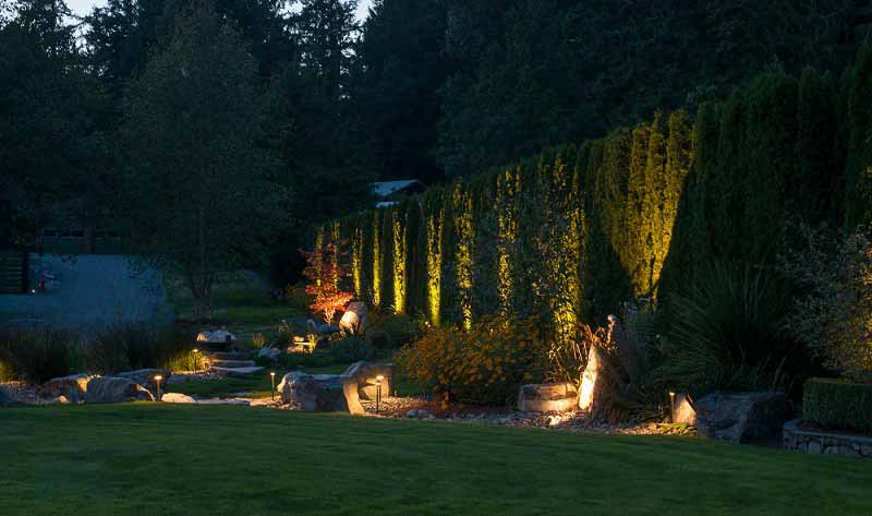 Corporate Landscape Lighting India