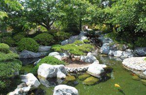 Japanese Zen Concept Garden