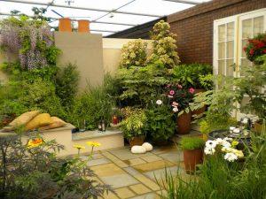 Roof Garden Delhi