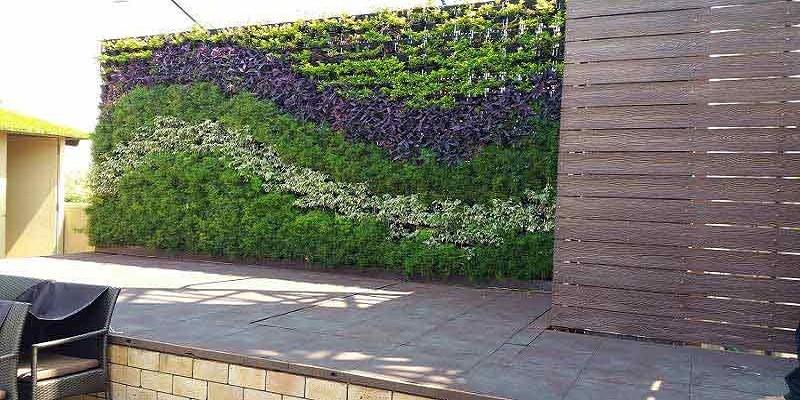 Vertical Garden Service
