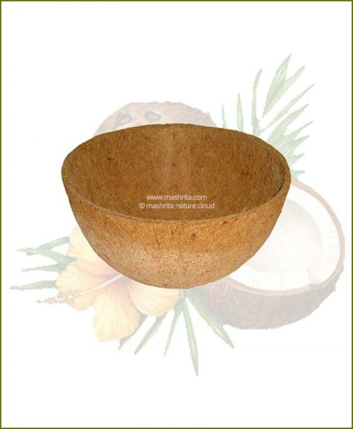Buy Coir Hanging Basket without Hanger 12 inch