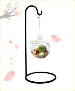 Hanging Terrarium Hanger 18 Inch (U Shape)