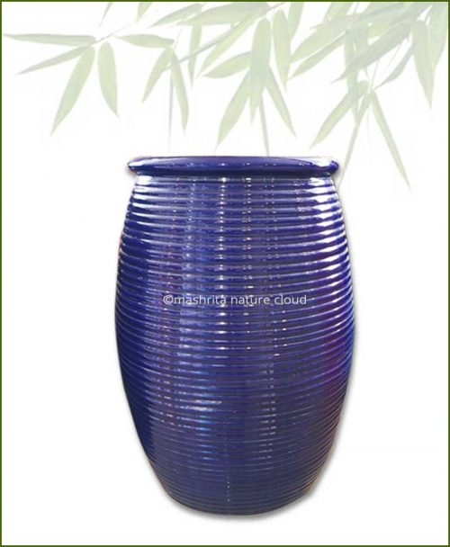 Blue-Large-Cermaic-Pot