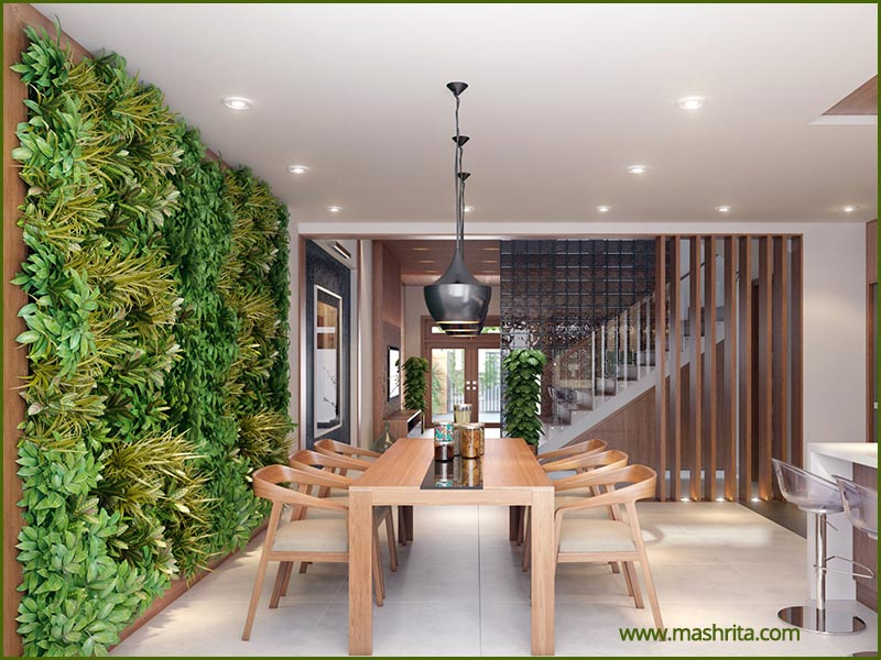 Vertical Garden Live Wall India