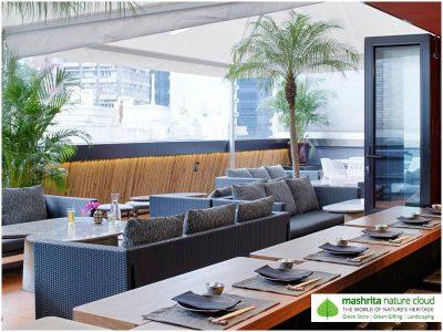 Plantscaping Restaurant