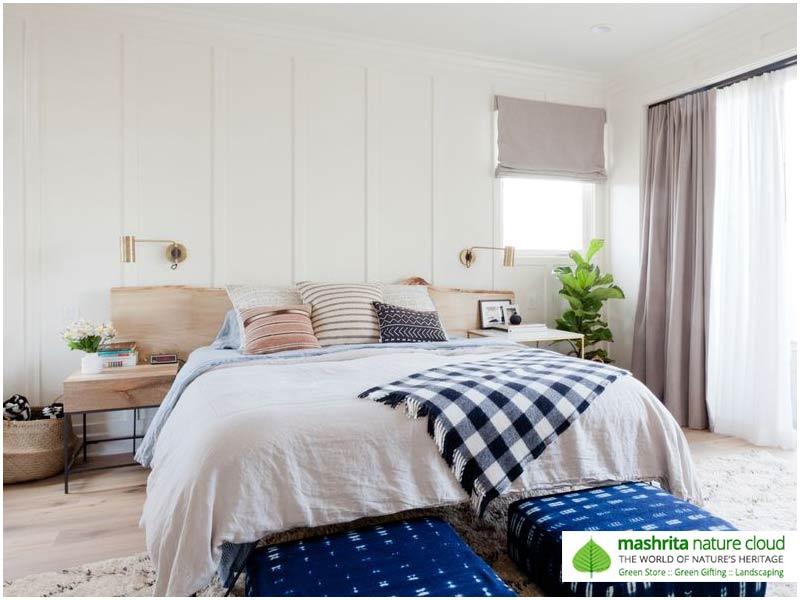 Indoor Plantscaping Bedroom