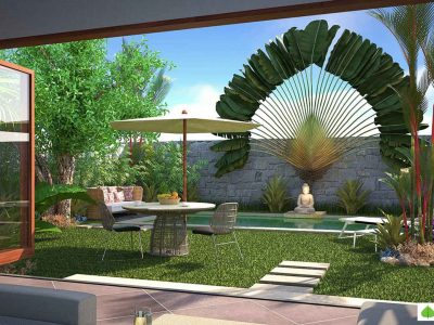 Private Garden Landscaping Gurgaon