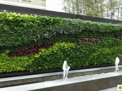 Residential Landscape Vertical Garden