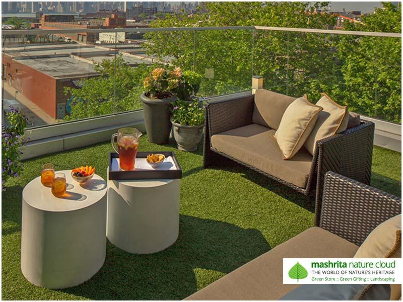 Roof Garden Faridabad