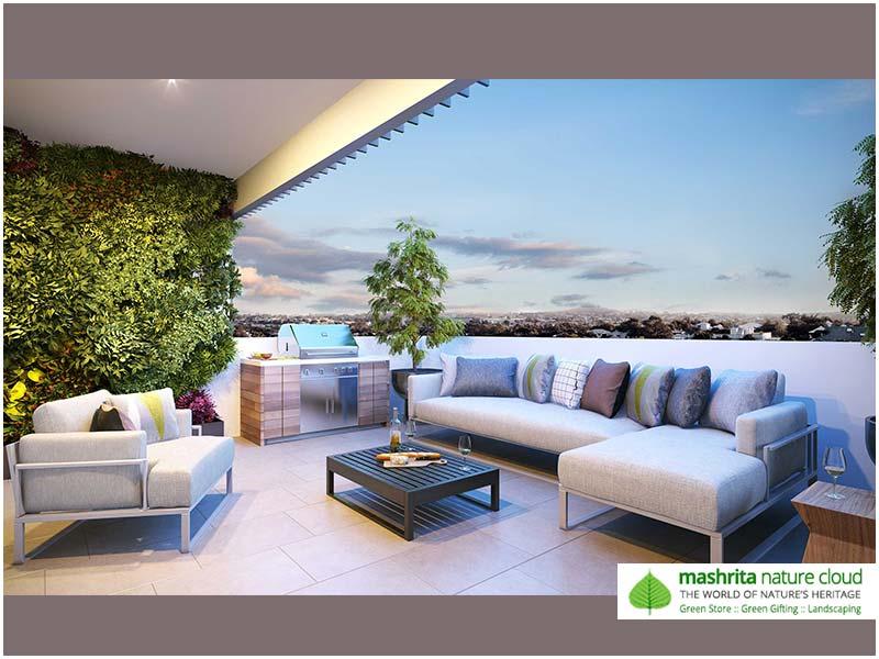 Terrace Garden Penthouse