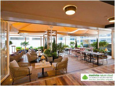 Terrace Garden Restaurants