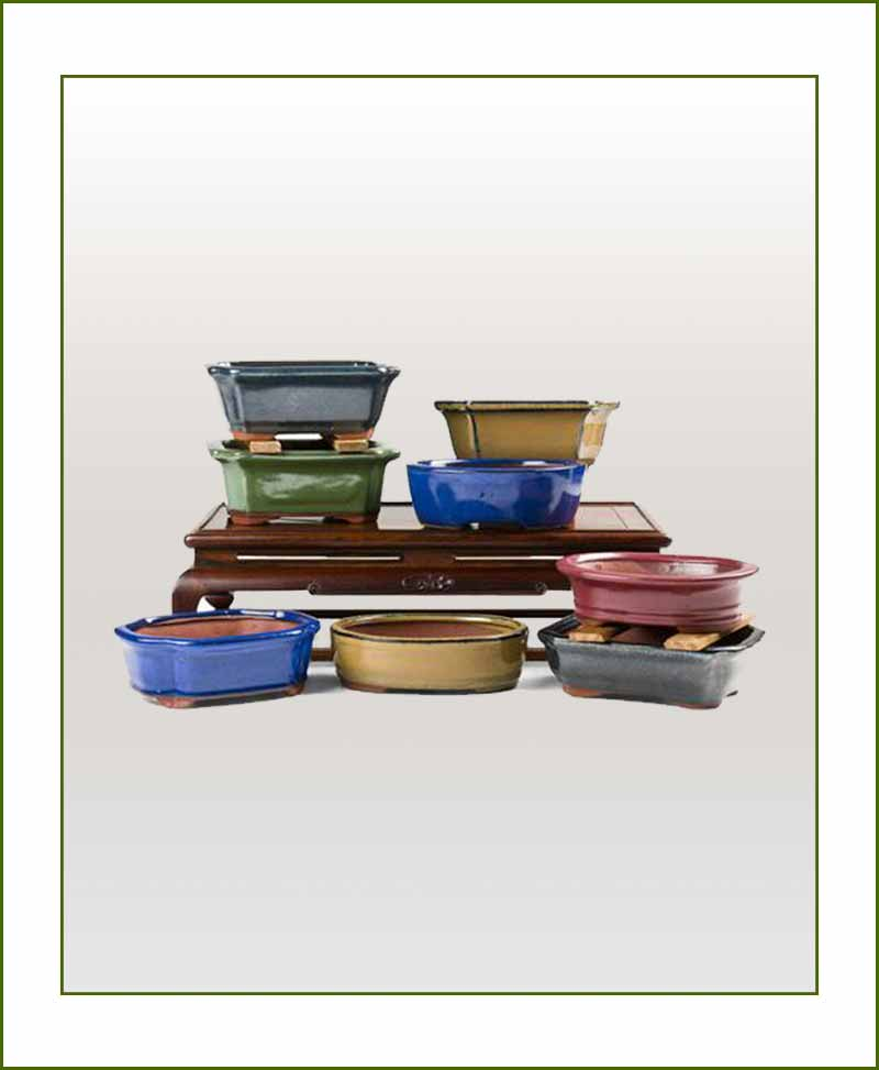 Bonsai Tray Planters