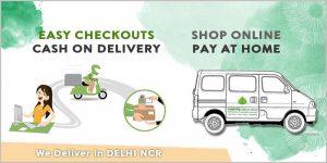 Cash on Delivery Mashrita Nature Cloud