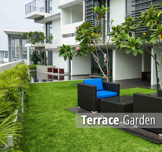 Roof Garden: Terrace Garden Delhi Gurgaon Noida India