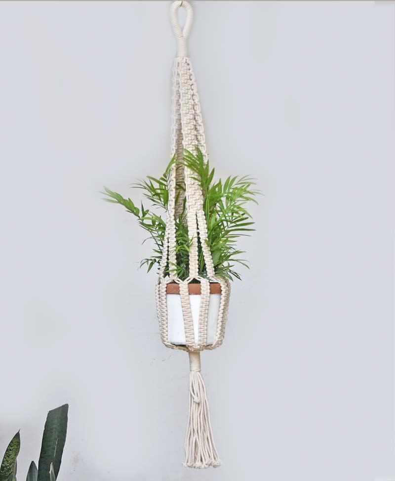 Macrame Plant Hanger Type 5