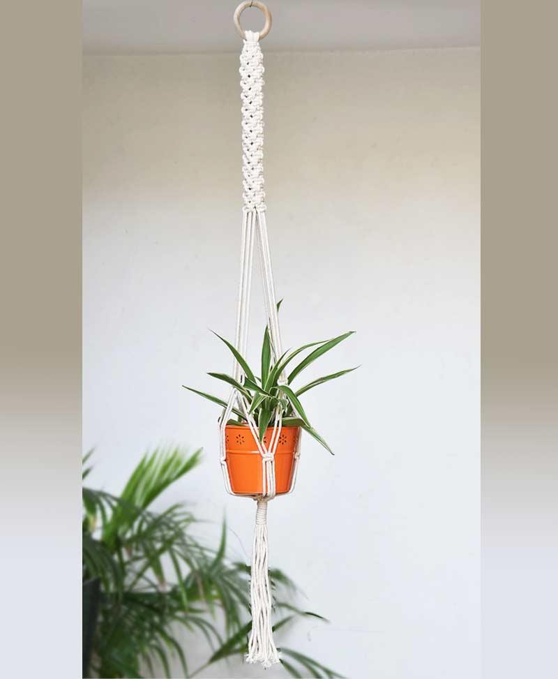 Macrame Plant Hanger Type 3