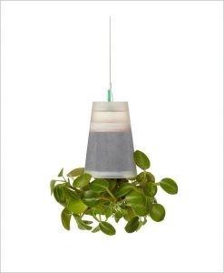 Buy Sky Planter (Inverted Planter - Upside Down Planter) - Black Color