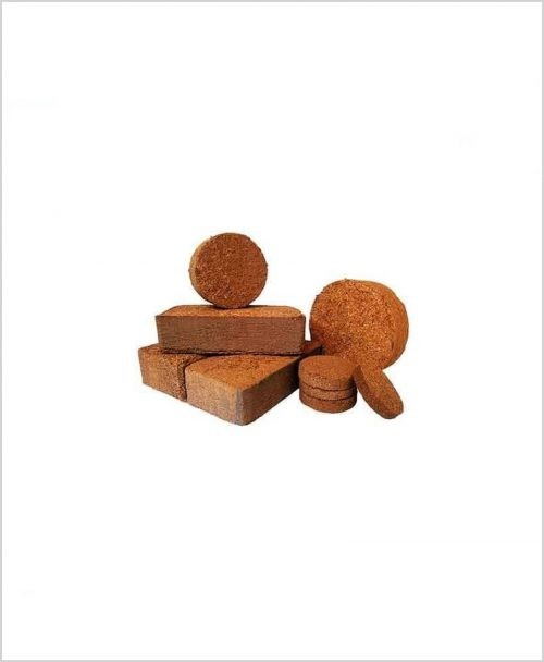Coco Peat Brick (600 Grams)