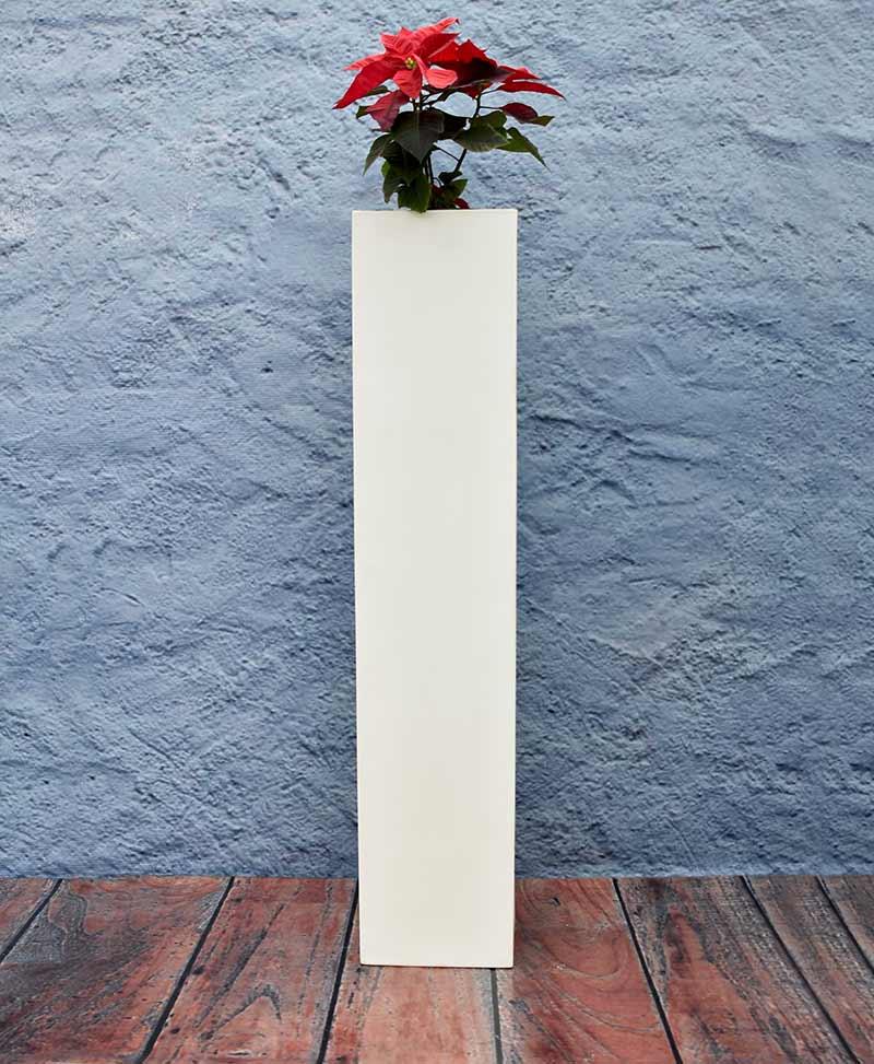 Compact Squarish Planter 48 inch