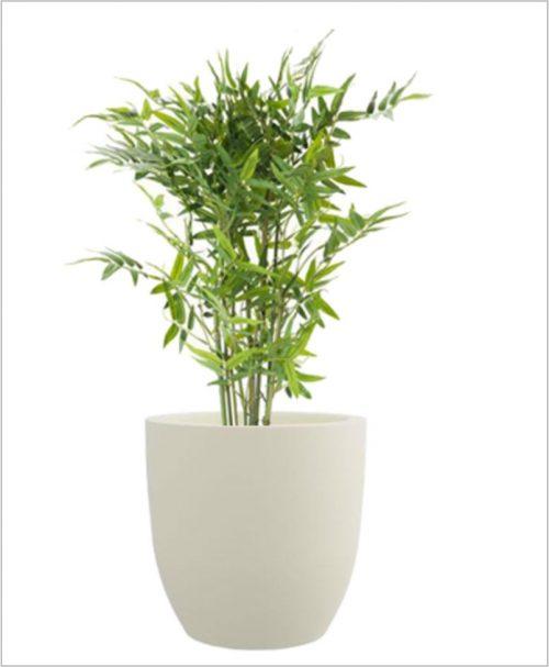 Cup Shape Fiber Planter 20 inch