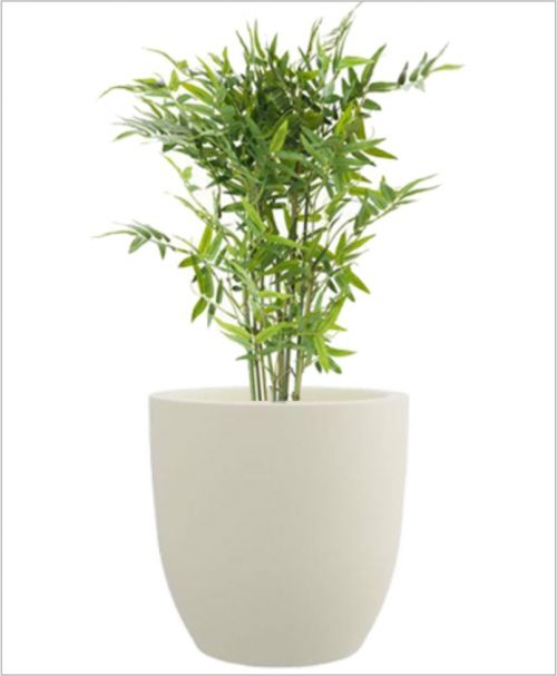 Cup Shape Fiber Planter 30 inch