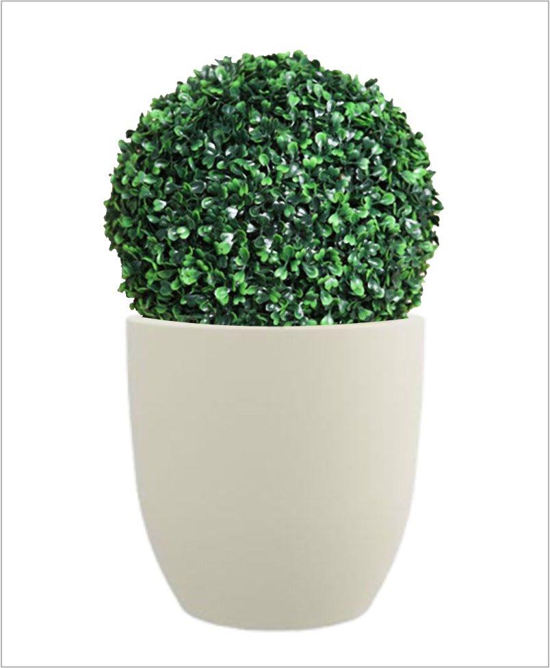 Cup Shape Fiber Planter