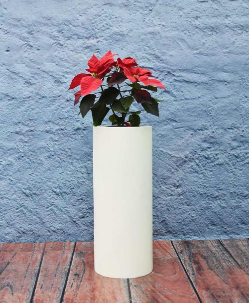 Compact Cylindrical Planters 24 Inch