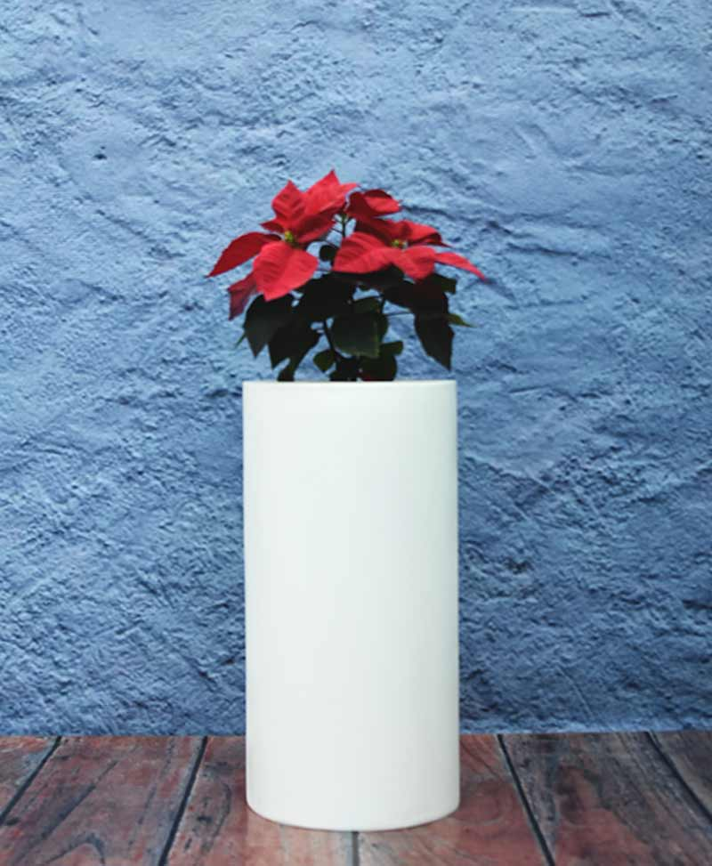 Cylindrical Planter 24 Inch