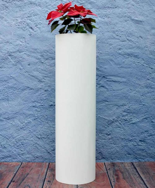 Cylindrical Planter 48 Inch