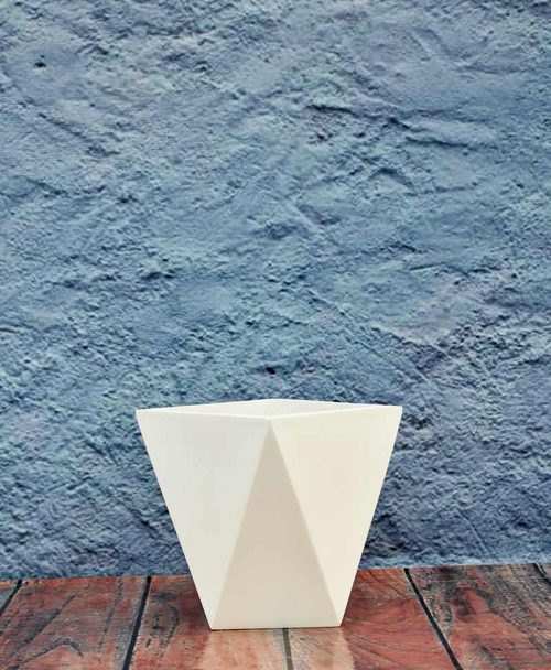 Geometric Shape Diamond Planter