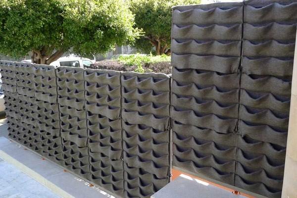 Fabric Felt Vertical Garden