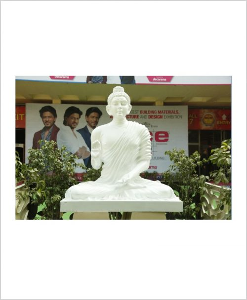 FRP Buddha - Large Sitting Buddha