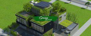 Green Roof Living Roof India Gurgaon Noida Delhi