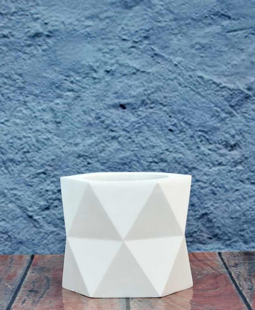 Geometric Shape Hexagon Planter