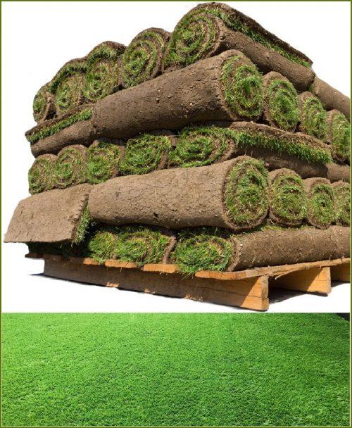 Lawn Grass Rolls