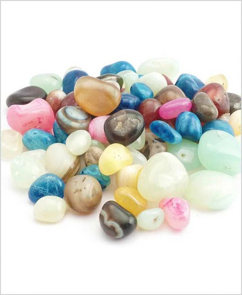 Onyx Pebbles Mix Color