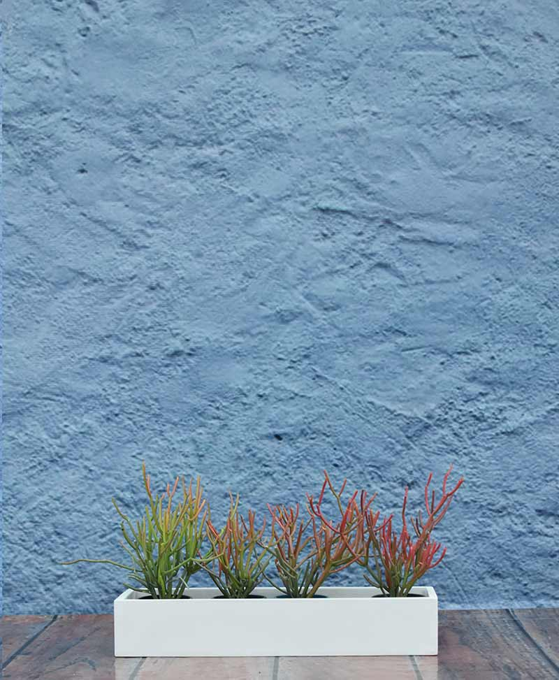 Rectangular Planter Ultra Sleek 24 inch