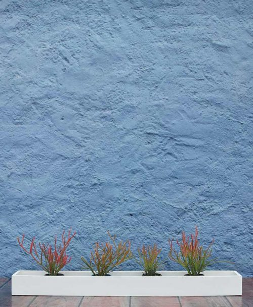 Rectangular Planter Ultra Sleek 48 inch