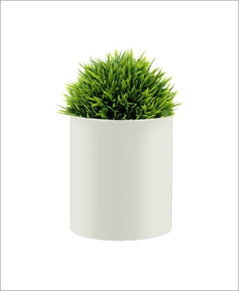 Round Shape Fiber Planter 24 inch