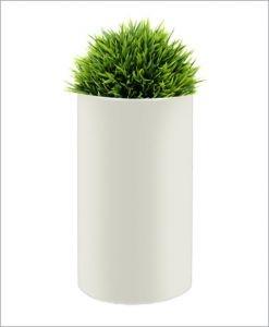Round Shape Fiber Planter 36 inch