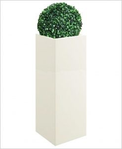Square Shape Fiber Planter 36 inch