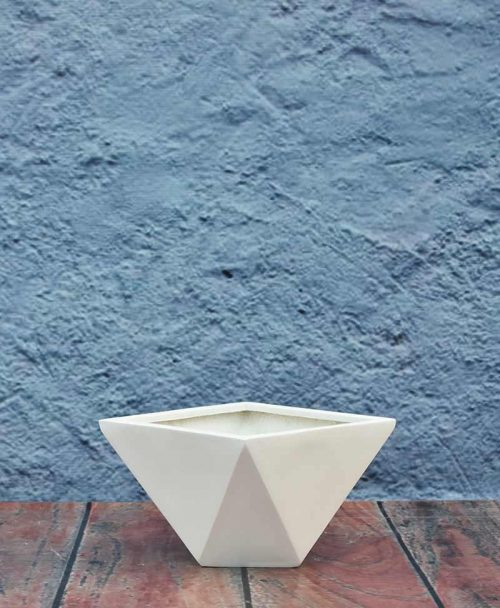 Geometric Shape Trapezium Planter