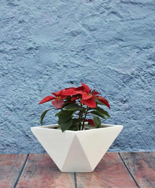Geometric Shape Trapezium Planter 12 inch
