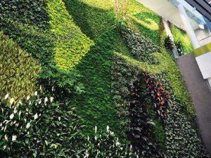 Vertical Garden Master Piece